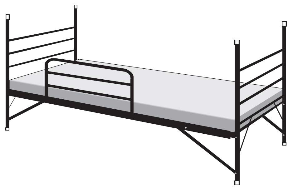 ベッド 1段