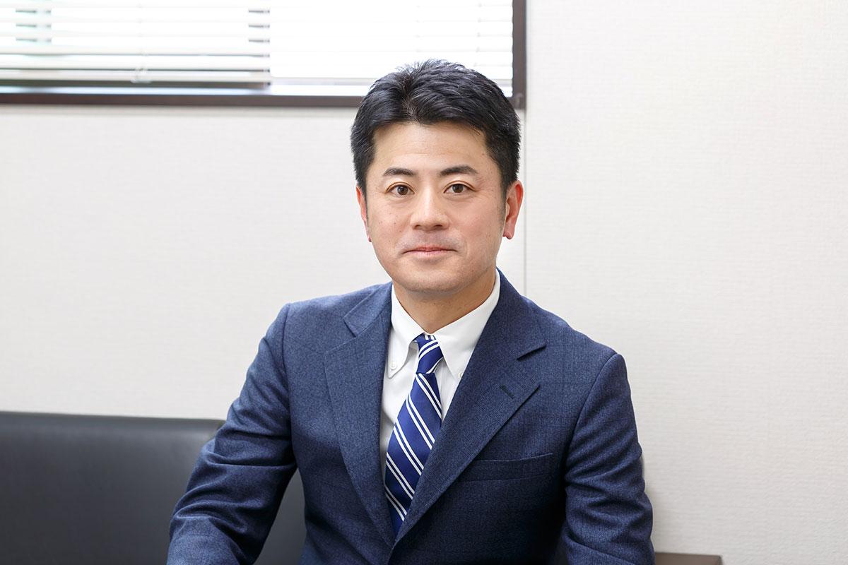 代表取締役猶崎 修平